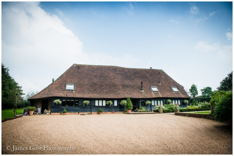 The Old Kent Barn Wedding - James Grist Photography_0658